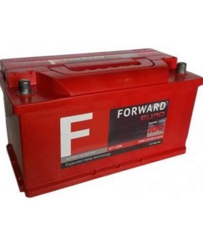 Аккумулятор FORWARD 6СТ-100N (п.п)