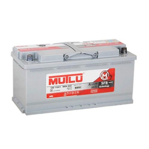 Аккумулятор Mutlu SERIE 2  6CT- 110 (L6.110.085.A)