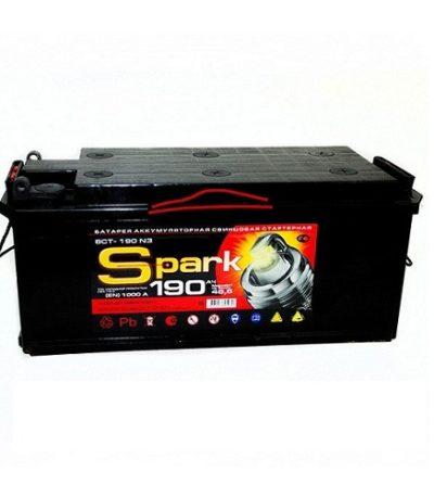 Аккумулятор SPARK TT 6СТ-190N3