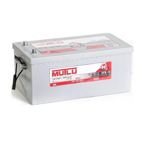 Аккумулятор Mutlu SERIE 2  6СТ-240 евро