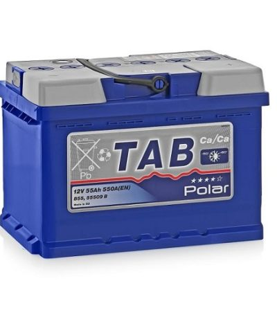 Аккумулятор TAB POLAR 6СТ-55.0 низкий