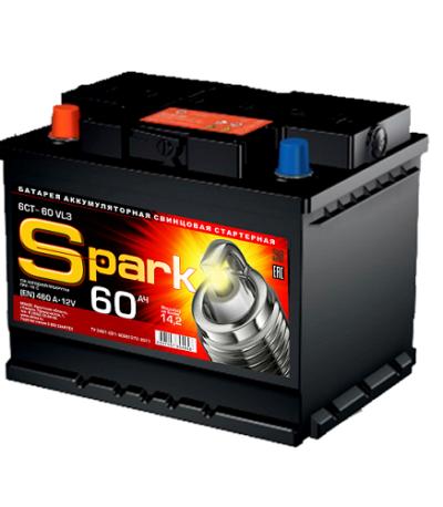 Аккумулятор SPARK 6СТ -60.1