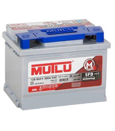 Аккумулятор Mutlu SERIE 3  6CT- 60 (L2.60.054.A)