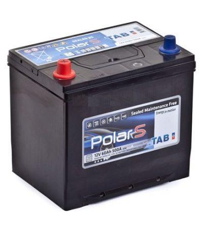 Аккумулятор TAB Polar S Asia 6СТ-60 R+