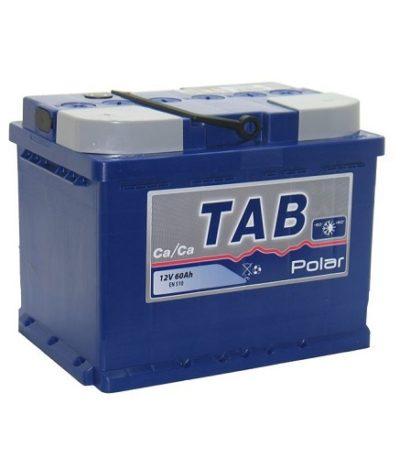 Аккумулятор TAB POLAR 6СТ-60.0 uni