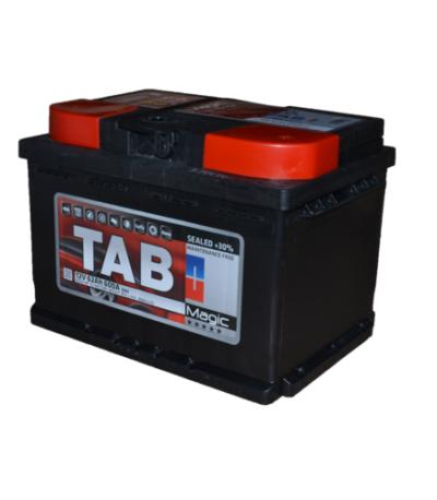 Аккумулятор TAB MAGIC 6СТ-62.0 низкий