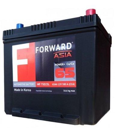 Аккумулятор FORWARD Asia MF 65 (о.п.)