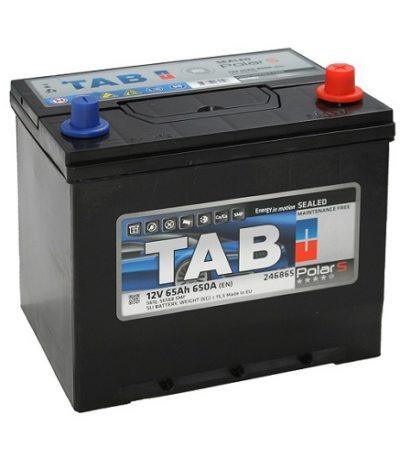 Аккумулятор TAB Polar S Asia 6СТ-65 R+