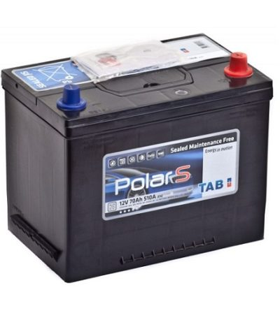 Аккумулятор TAB Polar S Asia 6СТ-70 R+