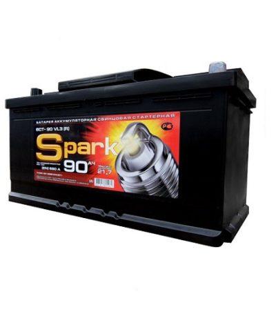 Аккумулятор SPARK 6СТ -90.0