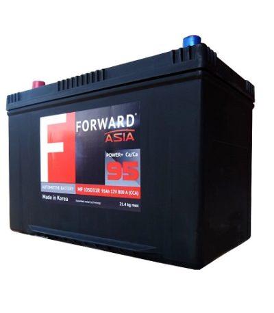 Аккумулятор FORWARD Asia MF 95 (п.п.)