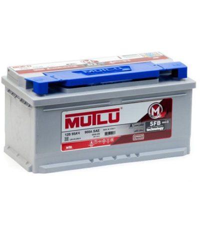 Аккумулятор Mutlu SFB M3 6СТ-95.0 низкий