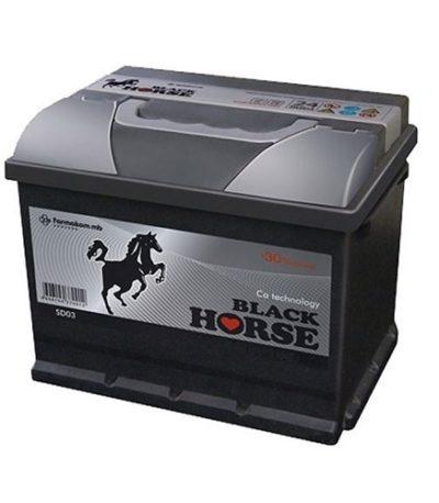 Аккумулятор Black Horse 6СТ-55.1