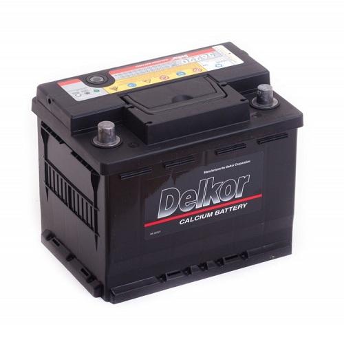 Аккумулятор DELKOR 6СТ-62 (56220)
