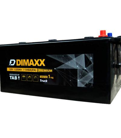 Аккумулятор DIMAXX  6СТ-225 евро