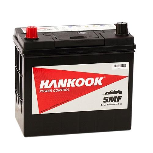 Аккумулятор HANKOOK 6СТ-45 тонк.кл.