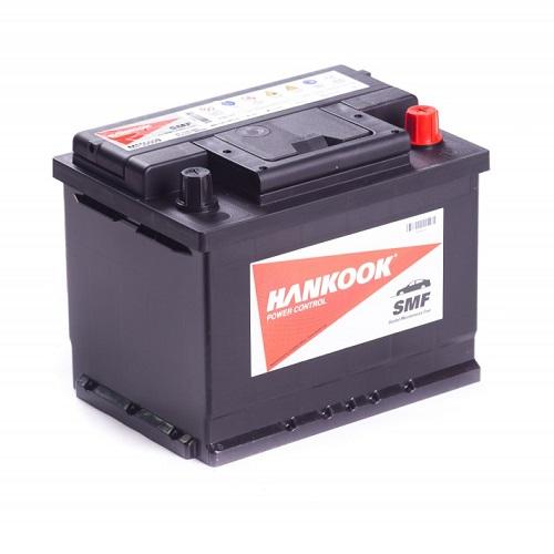 Аккумулятор HANKOOK 6СТ-55 R+