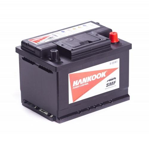 Аккумулятор HANKOOK 6СТ-60 R+  низкий