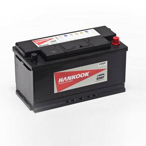 Аккумулятор HANKOOK 6СТ-72 R+  низкий