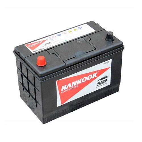 Аккумулятор HANKOOK 6СТ-95 R+