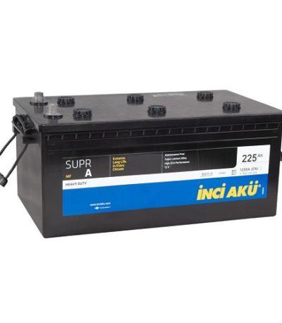 Аккумулятор Inci Aku SuprA Heavy Duty 6СТ - 225 (евро)