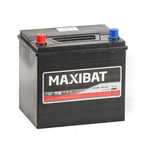 Аккумулятор MAXIBAT Asia 6СТ-60.1