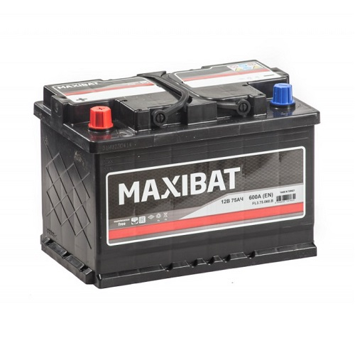 Аккумулятор MAXIBAT 6СТ-75.1