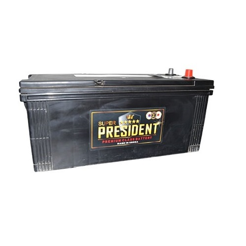 SUPER PRESIDENT 6СТ-225 (245H52R) евро