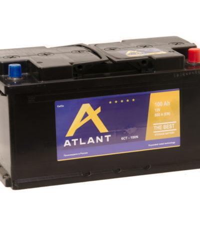 Аккумулятор ATLANT 6СТ-100 NR