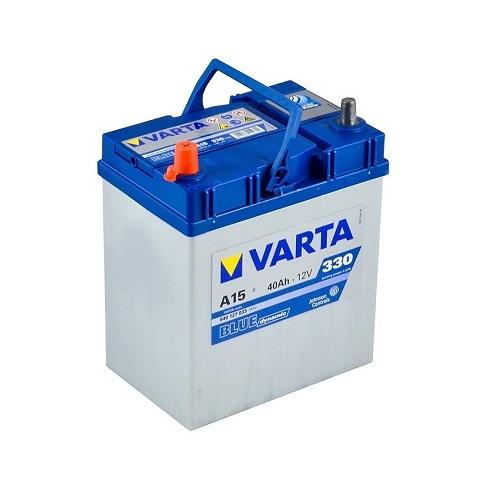 Аккумулятор Varta BD 6CT-40 (A15) тонк. кл. (п.п.) яп.ст.