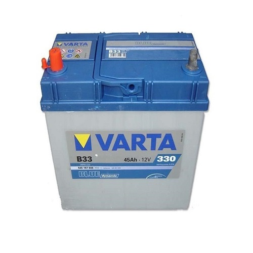 Аккумулятор Varta BD 6CT-45 (B33) тонк. кл. (п.п.) яп.ст.