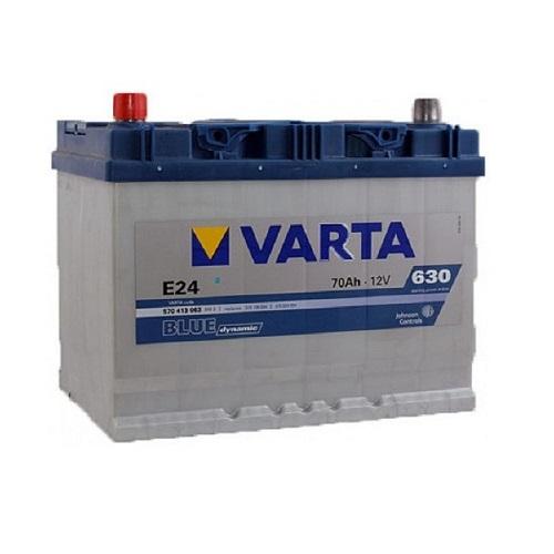 Аккумулятор Varta BD 6CT-70 (E24) (570 413 063) (п.п.) ниж.креп. яп.ст.