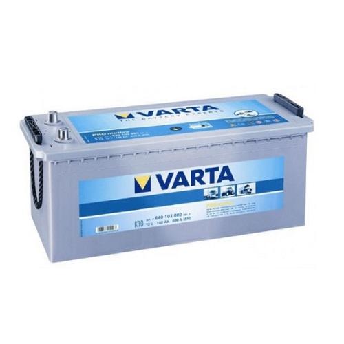 Аккумулятор Varta Promotive Blue 6CT-140 (K10) евро