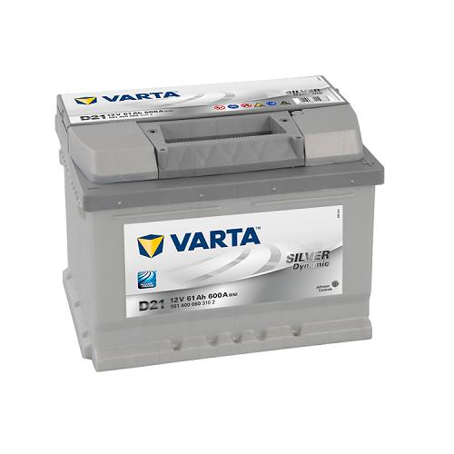 Аккумулятор Varta SD 6CT-61 R (D21) низ. (о.п.)