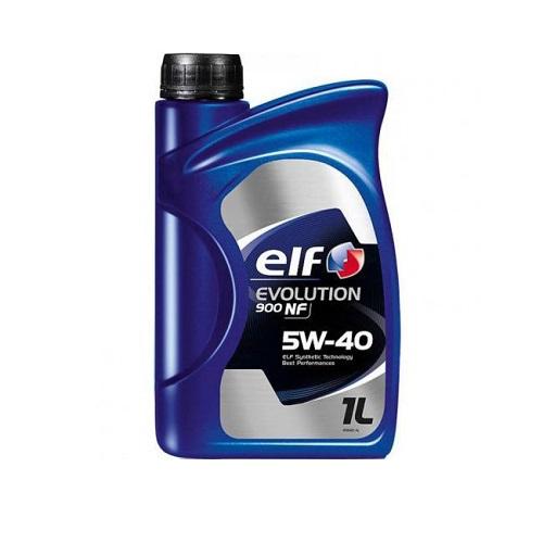 Масло моторное ELF EVOLUTION 900 NF 5W40  1л