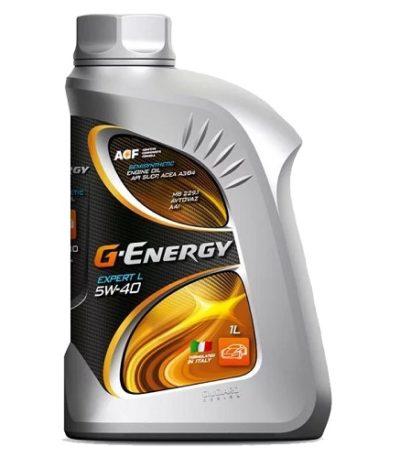 Масло моторное G-ENERGY EXPERT L 10W40  1л