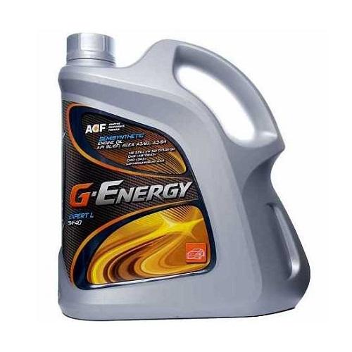 Масло моторное G-ENERGY EXPERT L 10W40  4л