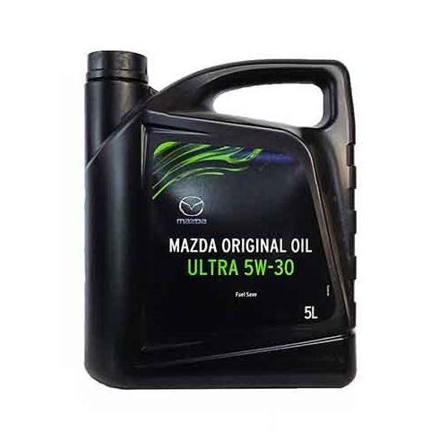 Масло моторное MAZDA ORIGINAL ULTRA 5W30  5л