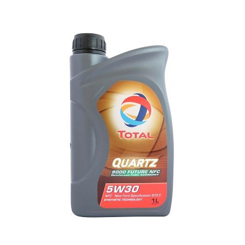 Масло моторное TOTAL QUARTZ 9000 FUTURE NFC 5W30  1л