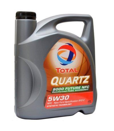 Масло моторное TOTAL QUARTZ 9000 FUTURE NFC 5W30  4л