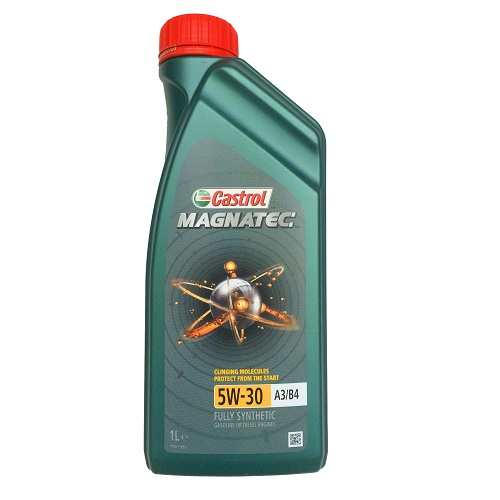 Моторное масло Castrol Magnftec 10W-40  1л