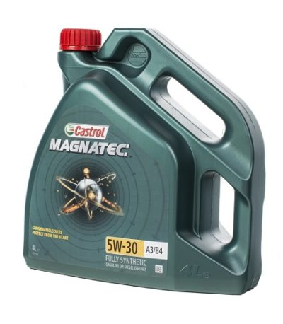 Моторное масло Castrol Magnftec 10W-40  4л