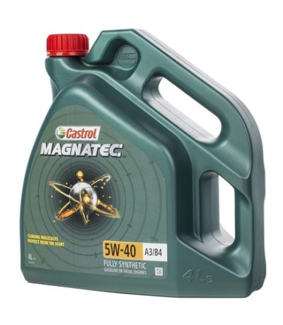 Моторное масло Castrol Magnftec 5W-30  4л