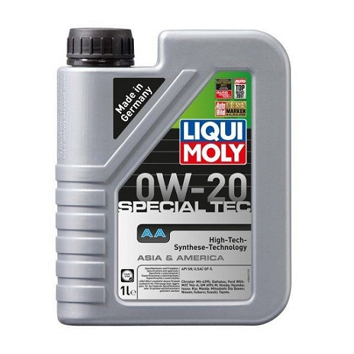 Моторное масло LIQUI MOLY LM Special Tec AA 0W-20  1л