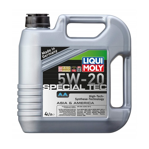 Моторное масло LIQUI MOLY LM Special Tec AA 5W-20  4л