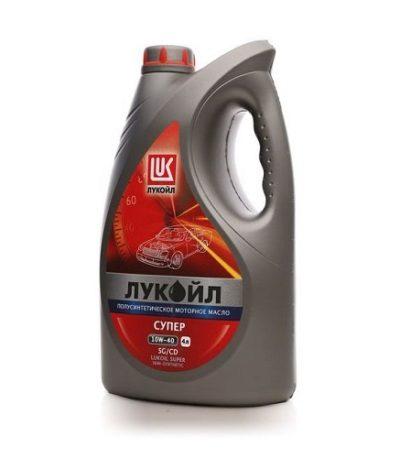 Моторное масло Лукойл Супер 10W40  4л