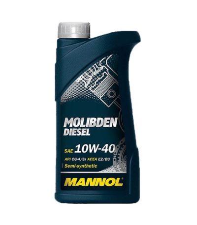 Моторное масло MANNOL MOS DIESEL 10W40  1л