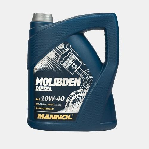 Моторное масло MANNOL MOS DIESEL 10W40  5л