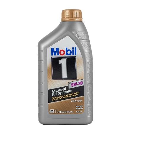 Моторное масло MOBIL 5W-30 1FS  1л