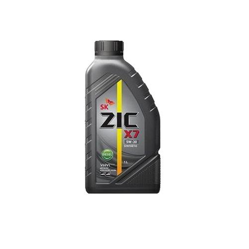 Моторное масло ZIC X7 DISEL 10W-40   1л
